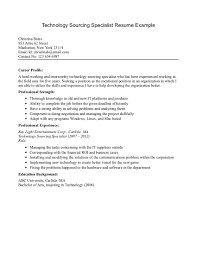 Training And Development Specialist Cover Letter Event Specialist