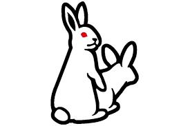 セクシーなウサギのアイコンfxxking Rabbits本格展開