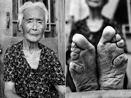 why footbinding persisted in for a millennium history  despite the pain millions of chinese women stood firm in their devotion to the tradition