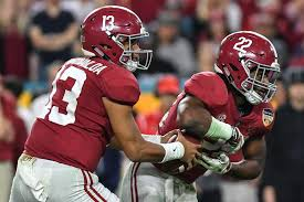 First Look Alabamas 2019 Projected Offensive Depth Chart