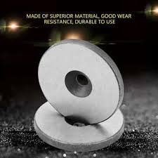 Durable M4 <b>Flat Washer Metal</b> Spring Washers <b>Gasket</b> Ring ...