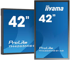 "ProLite TH4265MIS-B1AG 42"" Full HD professional 20pt ... - iiyama"