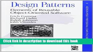 Design Patterns Elements Of Reusable Object Oriented Software Pdf Enchanting PDF] Design Patterns Elements Of Reusable ObjectOriented Software