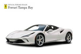 Yes the car is a pretty penny but it makes a statement. 2020 Ferrari F8 Tributo For Sale In Palm Harbor Fl T255325 Ferrari Of Tampa Bay