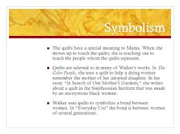 defining african american herie ppt 5 symbolism in search of our mothers garden e