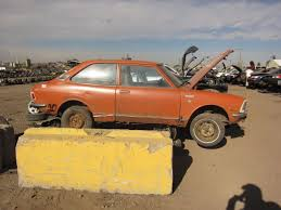 Junkyard Find: 1973 Toyota Corolla Deluxe - The Truth About Cars