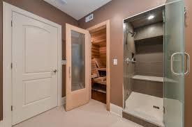 basement spa. How To Build A Bathroom In The Basement Spa Sauna Steam Shower 5 Sebring Design