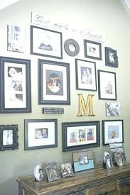 family frames for wall picture frame ideas collage pictures pertaining decorating gallery pictu