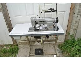Compound Walking Foot Sewing Machine