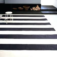black and white striped runner rug black and white stripe rug bold stripe cotton rug black black and white striped runner rug black white and grey