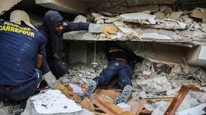 Erdbeben in Haiti: Zahl der Toten ...