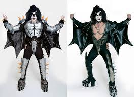gene simmons kiss costume. 2015 kiss monster demon costume gene simmons kiss h