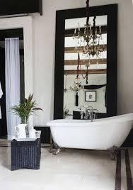 Large Vertical Framed Bathroom Mirrors : Stylish Framed Bathroom ...
