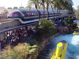 disneyland mark vii monorail photo essay page nine of nine