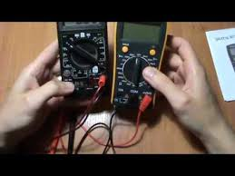 Обзор <b>мультиметра</b> Sinometer <b>VC830L</b> - YouTube