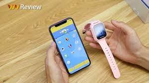 ✓DigiWatch.vn - Trên tay đồng hồ định vị Abardeen V3 gọi video 4G, chống  nước IP67 Y - YouTube