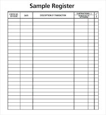Checkbook Registers To Print Printable Business Check Template Printable Business Check
