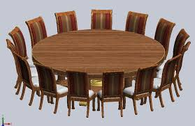 6 extra large round dining room tables endearing oversized 9 foot round dining table at extra
