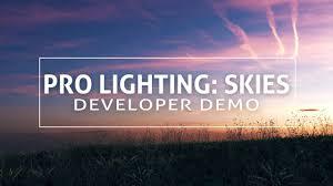Pro Lighting Skies Addon Pro Lighting Skies Update From The Developer At Blenderguru