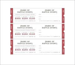 Raffle Ticket Template Publisher Ticket Template Apvat Info