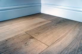 advanes of unfinished hardwood floors