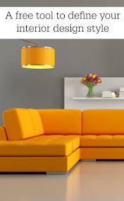 define interior design. ORANGE SOFA Define Interior Design