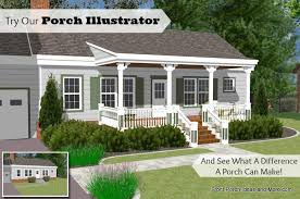 porch ilrator lets you see the difference a porch nakes