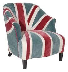 contemporary chair design for home furniture union jack by andrew martin abingdon velvet
