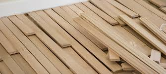 custom hardwood installation