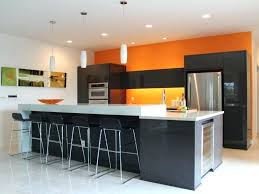 Trendy Kitchen Cabinet Colors Colorful Kitchens Cupboard Paint Ideas Latest Designs