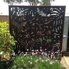 garden screen. Hardwood Timber Garden Screen