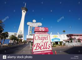 fun city motel and chapel of the bells wedding chapel on the strip