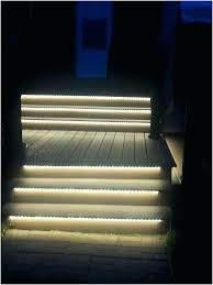 stairway led lighting. Stair Led Lights Strip For Kitchen A Comfy Stairway Lighting  Custom Outdoor