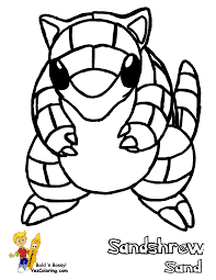 Fo' Real Pokemon Coloring Pages | Bulbasaur - Nidorina | Free ...