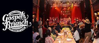 Gospel Brunch House Of Blues New Orleans La Tickets
