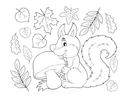 Autumn coloring sheets and pictures. 81 Best Autumn Fall Coloring Pages Free Pdf Printables For Kids