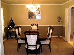 chair rail ideas for living room home design dining room paint ideas with chair rail modern