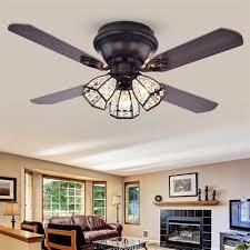 tarudor 3 light 4 blade ceiling fan 42 bronze