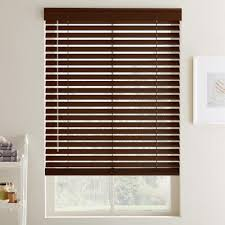 dark wood blinds.  Blinds Chestnut 7285 To Dark Wood Blinds