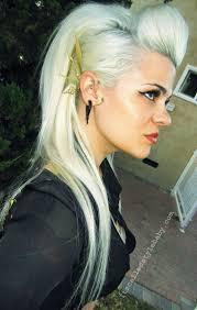 makeup eye rock punk mive rock hair hair 80s