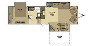 >2012 open range rv journeyer series m 340flr specs and standard  floor plan