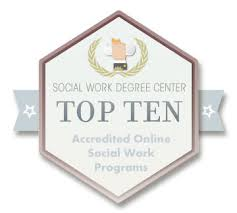 best accredited online social work degree programs social  onlinesocial