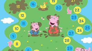 Peppa Pig Game Milkshake