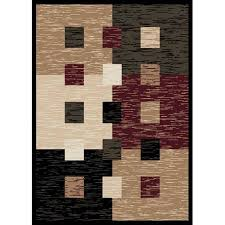 home dynamix layered squares rug
