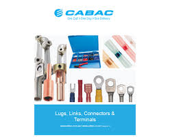Lugs Links Connectors Terminals