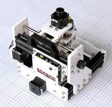 mini mill cnc laser 500mw diy desktop 3 axis engraving milling machine milling wood pcb acrylic grbl cnc benbox laser