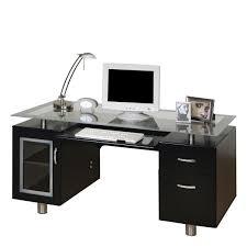 mod n executive desk black double star furniture
