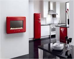 New Dark Red Kitchen Accessories