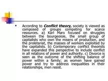 karl marx conflict theory essay sample graduate admissions karl marx conflict theory essay