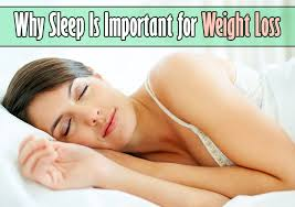 Why <b>Sleep</b> Is Important <b>for Weight Loss</b> | Top Fitness Magazine
